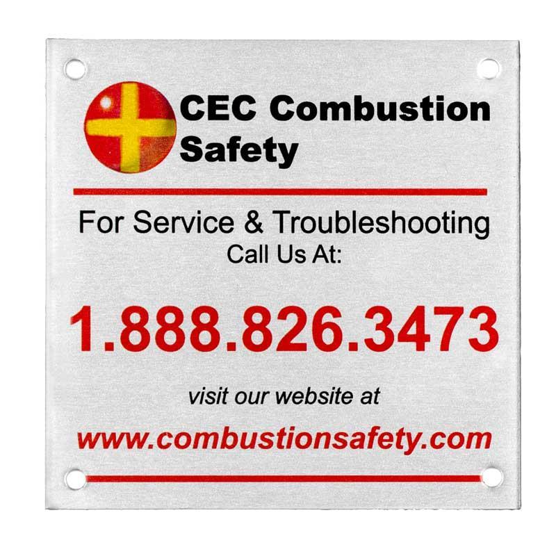 CEC label